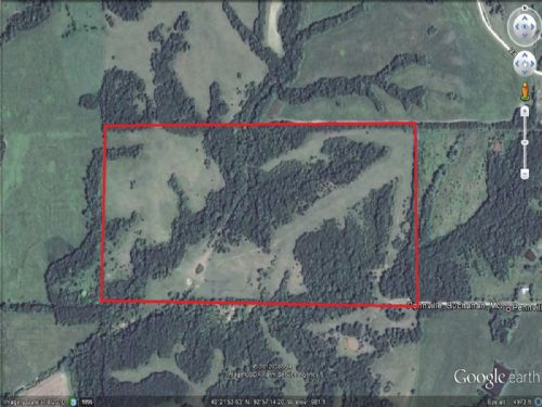 82 Acre Hunting Property : Pennville : Sullivan County : Missouri