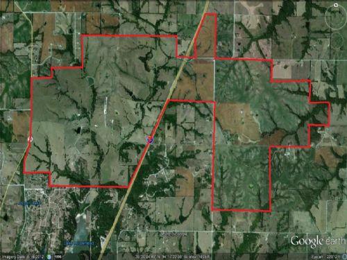 3060 Acre North Missouri Show Place : Holt : Clinton County : Missouri