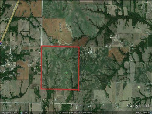 355 Acres : Holt : Clinton County : Missouri