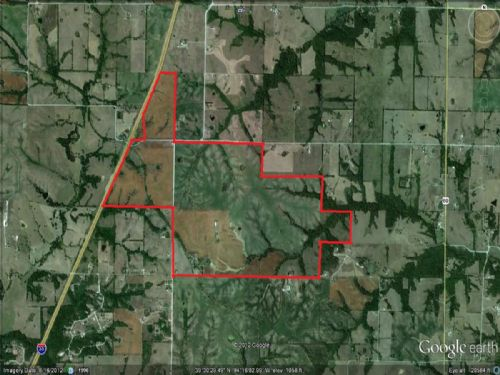 990 Acres : Holt : Clinton County : Missouri