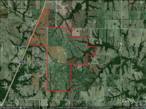 1345 Acres : Holt : Clinton County : Missouri