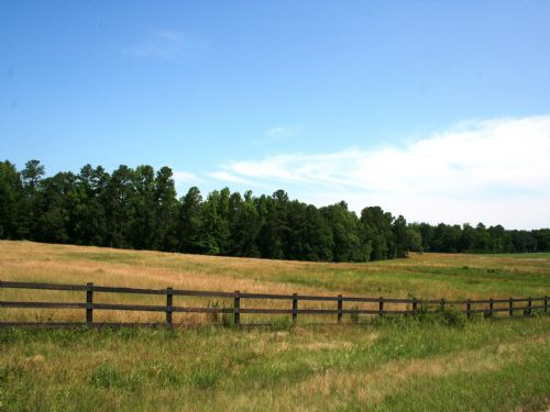 Homesite With Acreage : Appling : Columbia County : Georgia