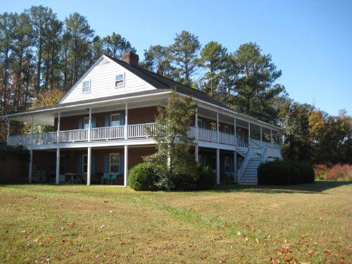 21.37 Ac, 3/2.5 Brick Home, Pasture : Calhoun : Gordon County : Georgia