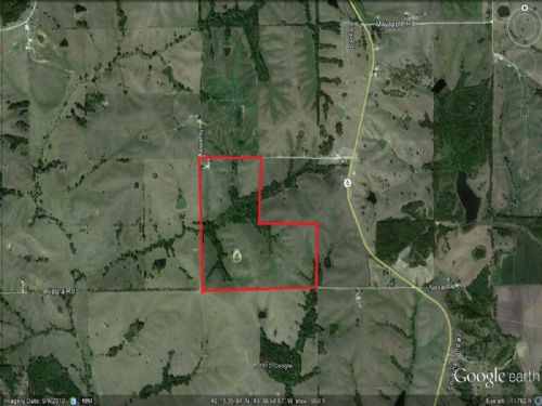 120 Acres : Milan : Sullivan County : Missouri