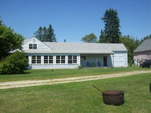 Deer Isle Salt Water Farm : Deer Isle : Hancock County : Maine