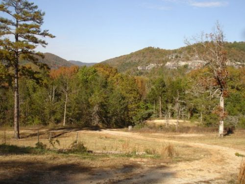 Rv Site On 6.63 Acres - Views : Mountain View : Stone County : Arkansas