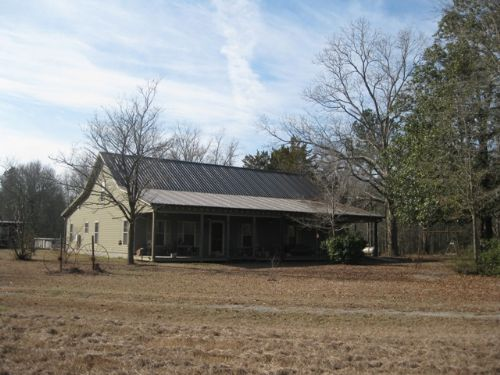 Ehrhardt House : Ehrhardt : Bamberg County : South Carolina
