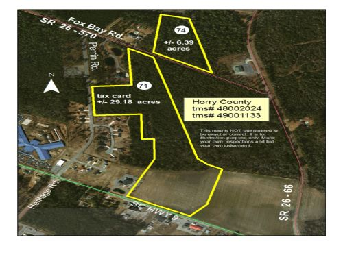 Bank Owned Real Estate Auction : Myrtle Beach : Horry County : South Carolina