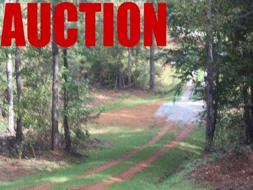 Hunting Land Auction : Sprott : Perry County : Alabama