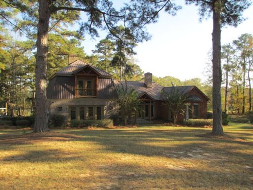 House & 15 +/- Ac, Cr 2290 : Goshen : Pike County : Alabama