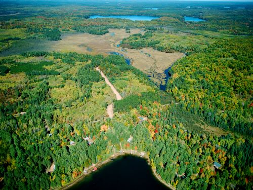 Pristine Waters Preserve, Lot 4 : Minocqua : Oneida County : Wisconsin