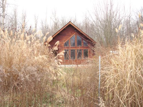 36 Acres Quality Built Cabin Pond : Sterling : Cayuga County : New York