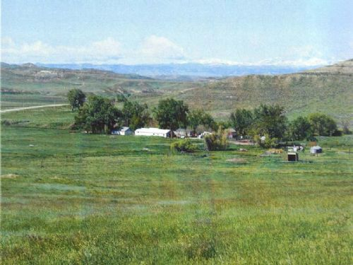 Perry Ranch : Clearmont : Sheridan County : Wyoming