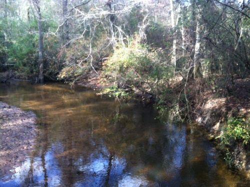 Hunting/ Homesite : Cuthbert : Randolph County : Georgia