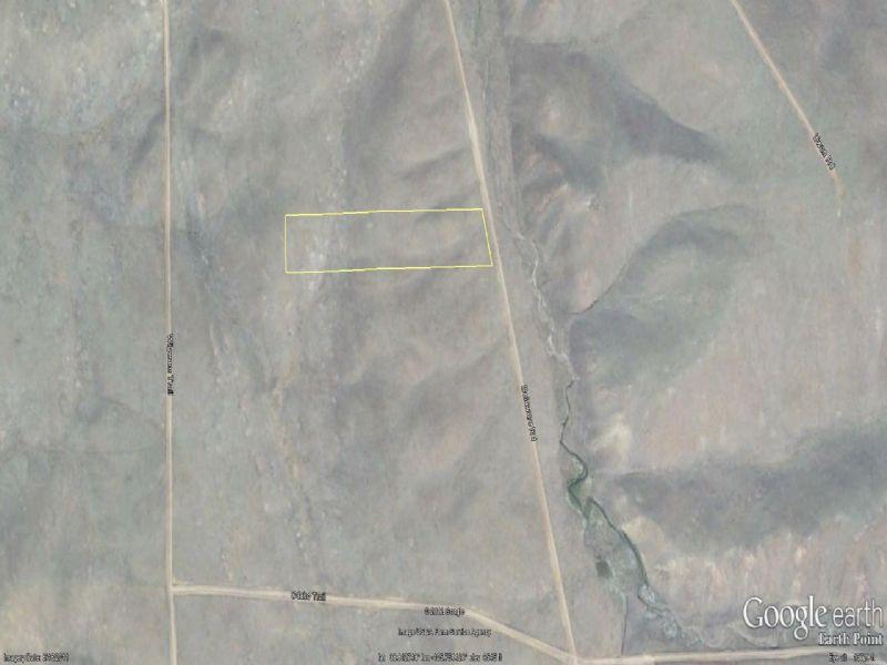 5 Acre Lot Near Buena Vista : Buena Vista : Park County : Colorado