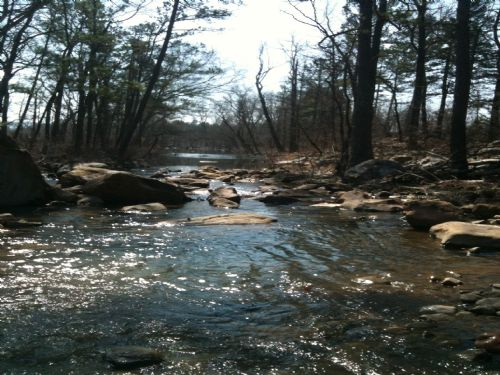 Crumb Creek Mountain Top 90 : Clayton : Pushmataha County : Oklahoma