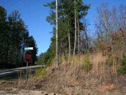 15 Ac Corner Lot : Lincolnton : Lincoln County : Georgia