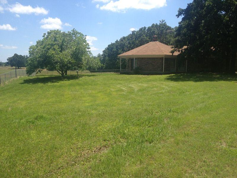 Little Cedar Home And 19 Acres : Antlers : Pushmataha County : Oklahoma