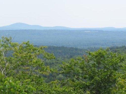 Scenic Vista Acreage : Amherst : Hancock County : Maine