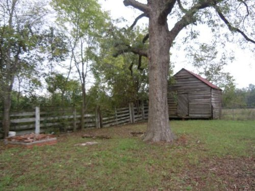 116 Acre Farm - Home, Barns & More : Vidette : Burke County : Georgia