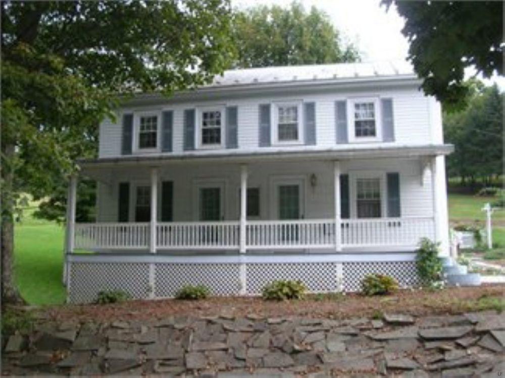 50 +/- Acres & Home : Millville : Columbia County : Pennsylvania