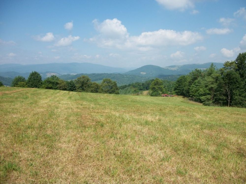 Big View Near National Forest : Independence : Grayson County : Virginia