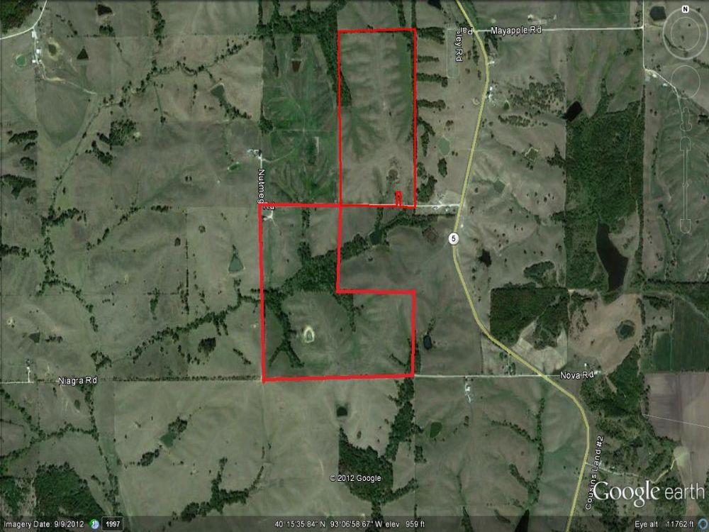 200 Acres : Milan : Sullivan County : Missouri