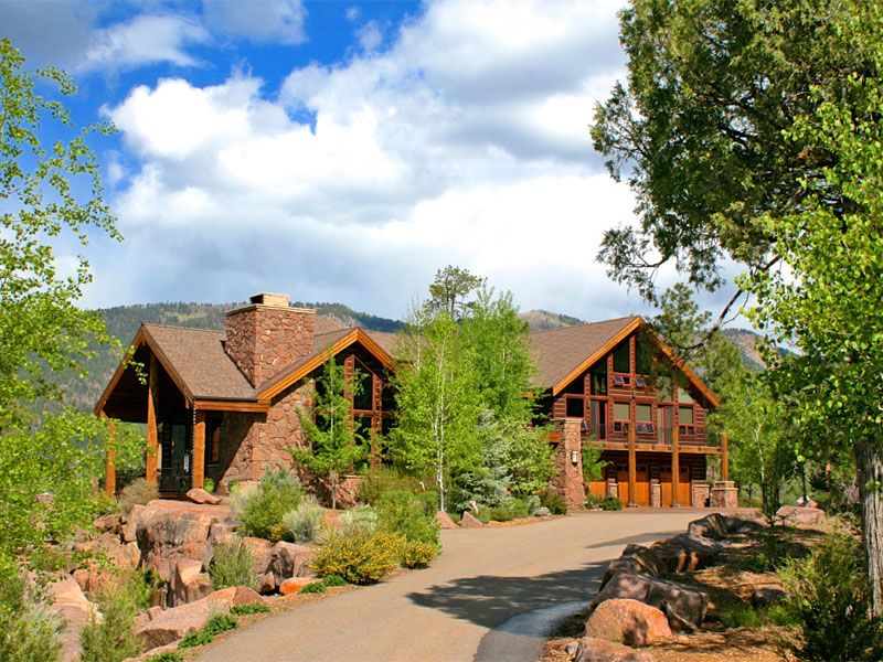 Mountain Flower Estate : Durango : La Plata County : Colorado