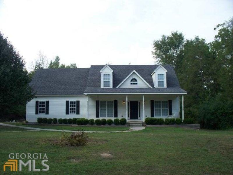 Home On 30+/- Serene Acres : Conyers : Rockdale County : Georgia