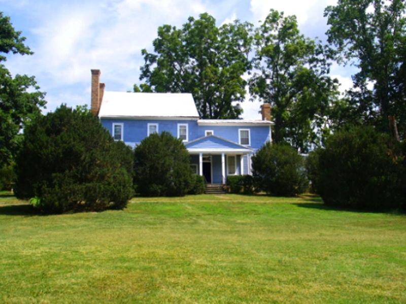Boswell's Tavern : Gordonsville : Louisa County : Virginia