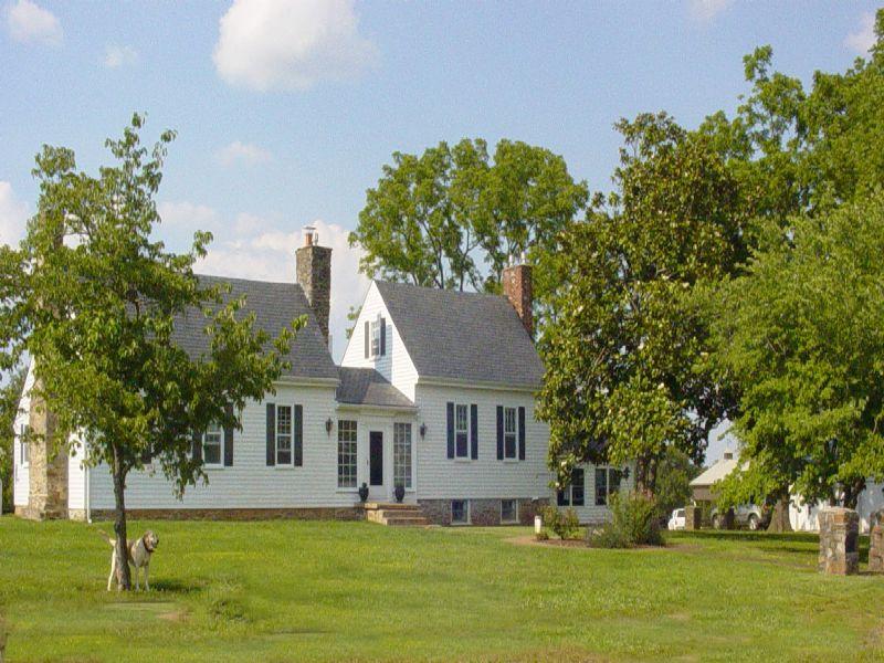 Plantation Horse Farm : Buckingham : Buckingham County : Virginia