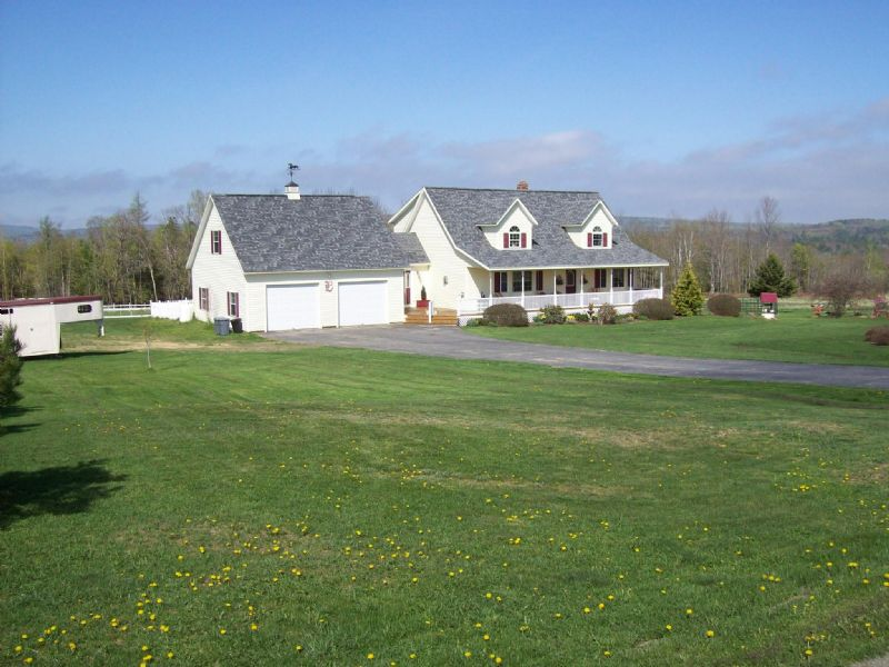 Horse Ranch In Saint Albans : Saint Albans : Somerset County : Maine