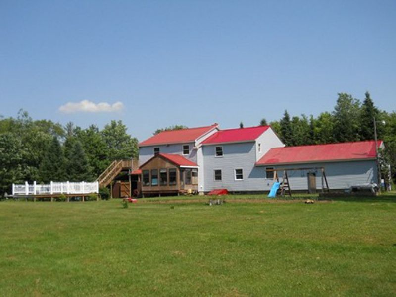 Four Season Family Retreat : Constableville : Lewis County : New York
