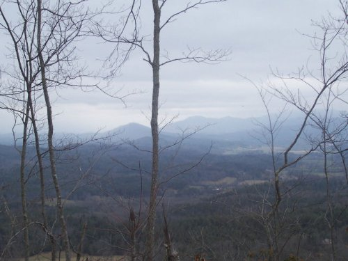 Mountain Property : Brasstown : Cherokee County : North Carolina