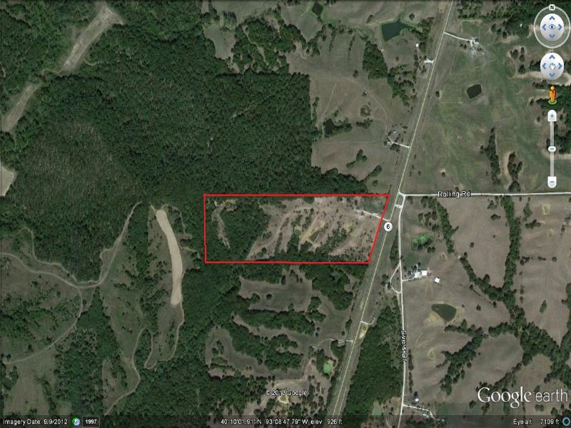 37 Acres Located South Of Milan. : Milan : Sullivan County : Missouri