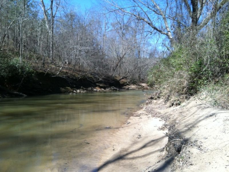 Chauga River Tract : Westminster : Pickens County : South Carolina