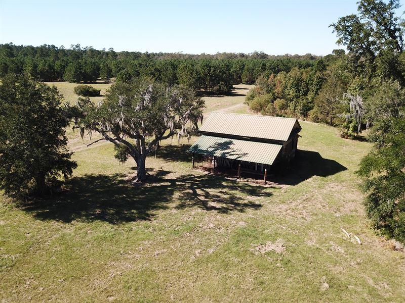 Green Creek Plantation : Georgetown : Georgetown County : South Carolina