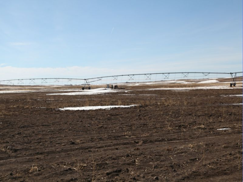 Pivot Irr Land Auction : Kimball : Kimball County : Nebraska