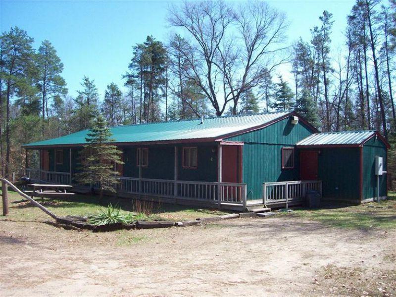 Turnkey 4-unit Motel : Irons : Lake County : Michigan