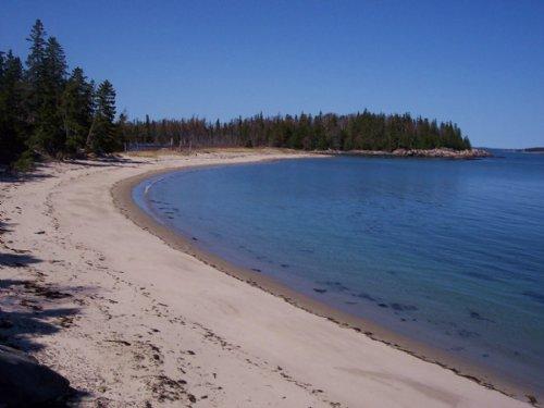 Loon Point Oceanfront Cottage : Jonesport : Washington County : Maine