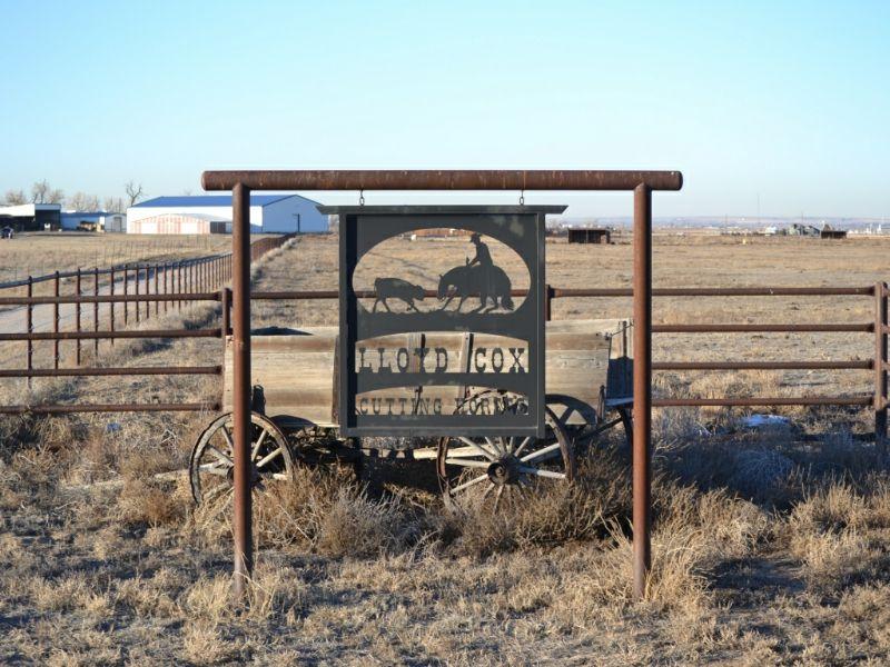 Cox Horse Acreage : Fort Morgan : Morgan County : Colorado