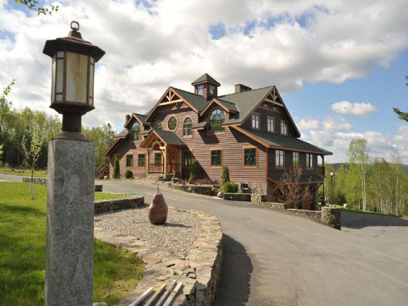 Northern Lights Retreat : Fort Kent : Aroostook County : Maine