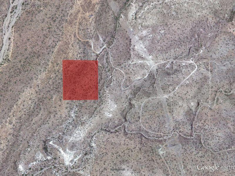 9.25 Acre Parcel Near Kingman : Kingman : Mohave County : Arizona