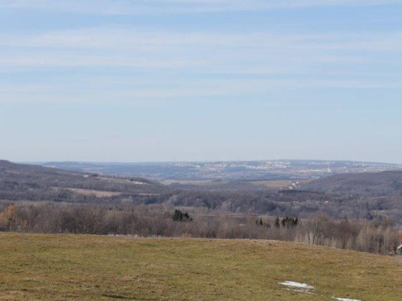 5 Acres Views Owner Financing : Stark : Herkimer County : New York