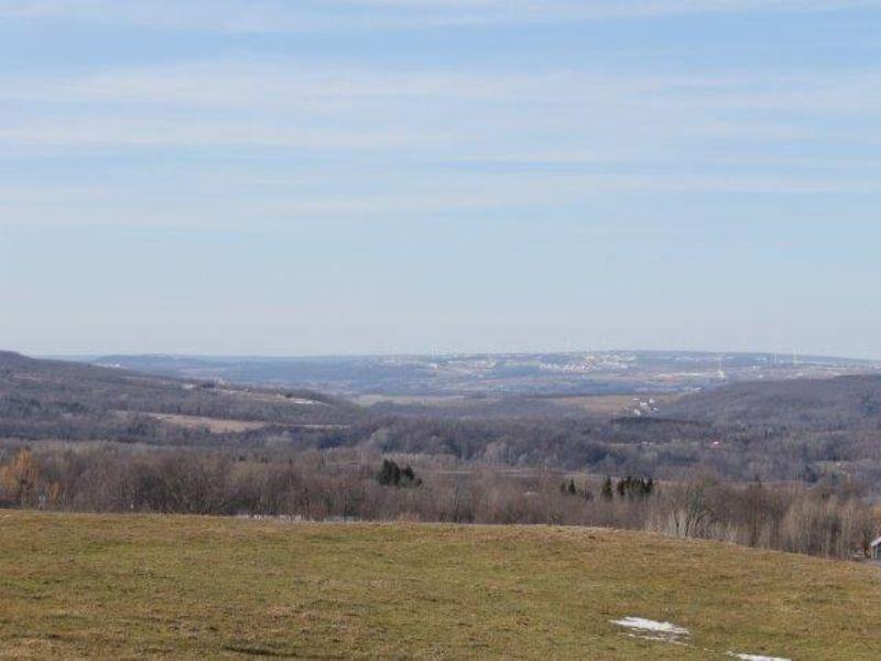 5 Acres Views Owner Financing : Stark : Herkimer County : New York