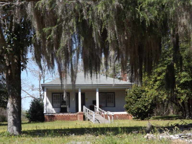 Arrowhead Farm : Midville : Burke County : Georgia