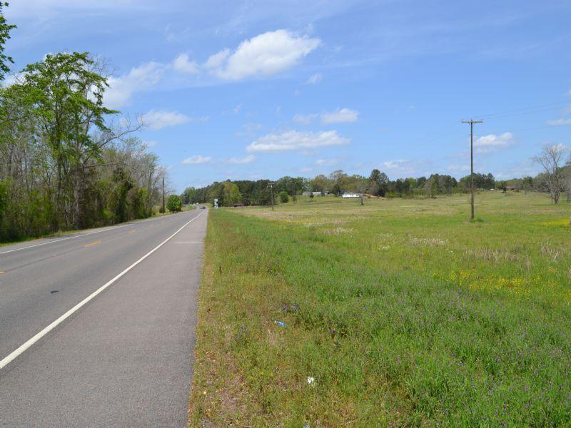 20 Ac. Near Nantachie Lake : Montgomery : Grant Parish : Louisiana