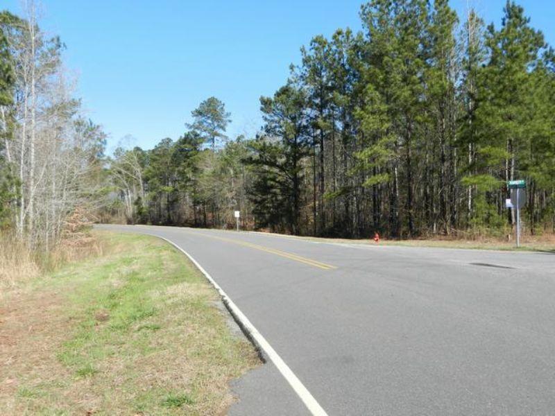 37+/- Acres Near Lake Martin : Alexander City : Tallapoosa County : Alabama
