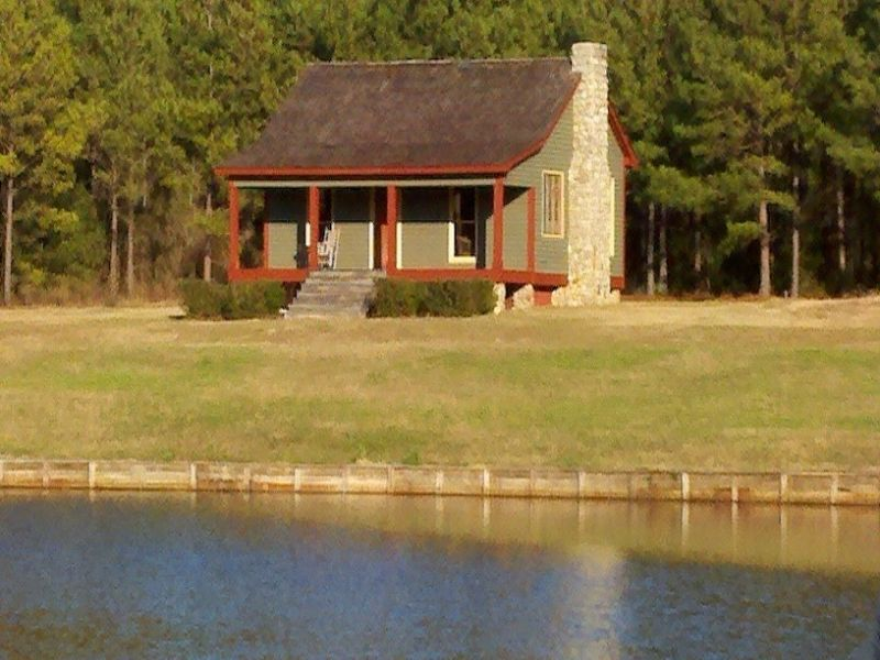 Mill Creek Plantation : Plains : Sumter County : Georgia