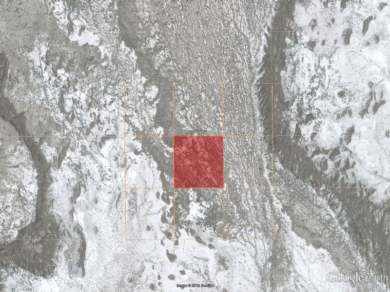 10 Acre Lot Near The Salt Flats : Wendover : Box Elder County : Utah